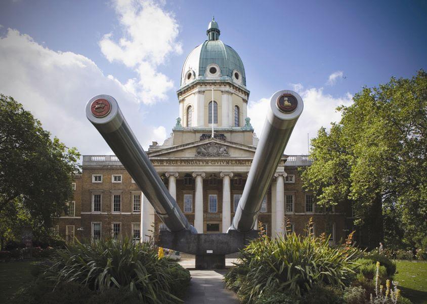 Imperial War Museum © IWM Andrew StephensLondon