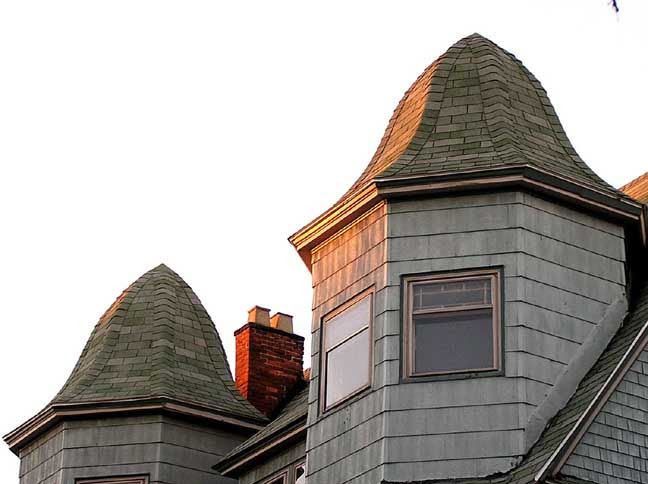 Bell Roof