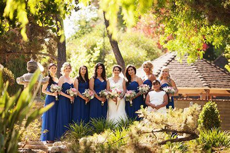 Brand Library Park Wedding Photography   Santa Barbara