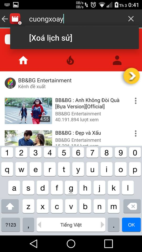 App TubeMate Tải video từ Youtube, Facebook,... Giao diện Material Design Theme Dark/Light NoADS cho Android
