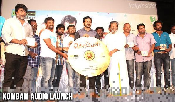 Komban audio launched