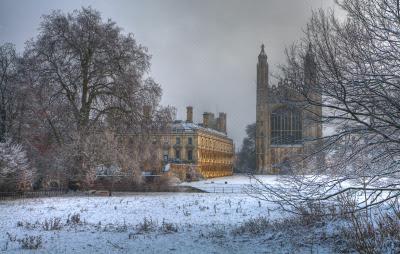 King's College, Cambridge, UK (byMark Wills)