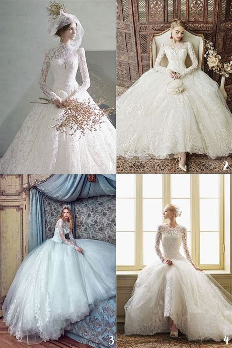 17 Best ideas about Old Fashioned Wedding Dresses on