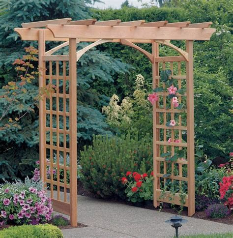 DIY Pergola Trellis Plans PDF Download woodworking plans