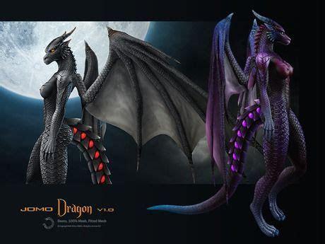 life marketplace jomo dragon  female
