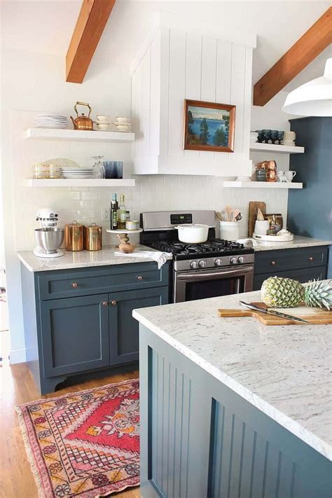 blue kitchen design ideas lovely decorations