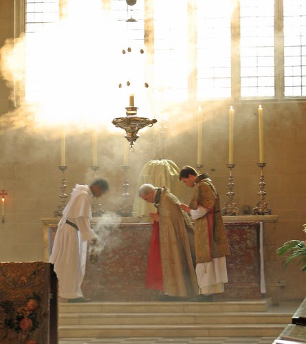 Incensed at the Altar