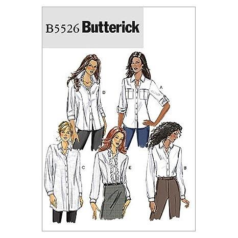 Butterick B5526