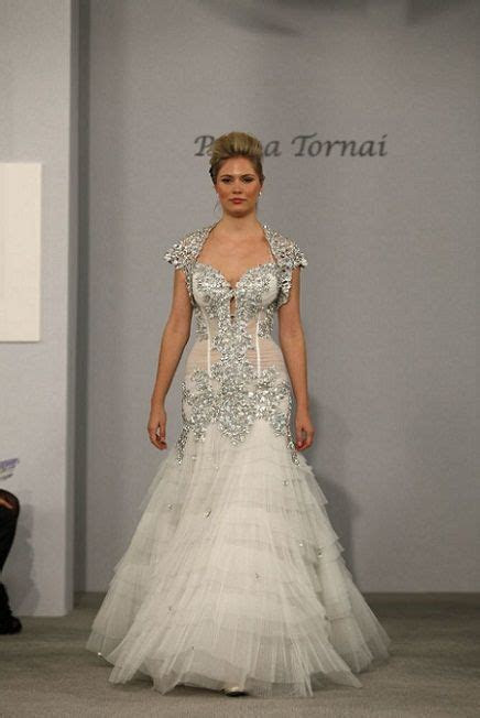Wedding Dresses From Say Yes To The Dress   Sparkly