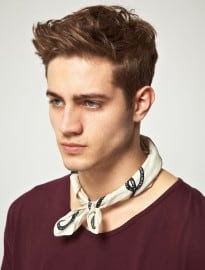 Asos Compass Neckerchief