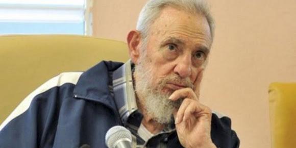 Fidel Castro. Foto: Archivo