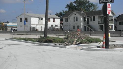 Earhart Construction Debris
