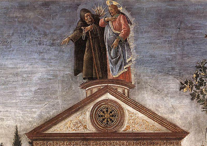 File:Sandro Botticelli, The Temptation of Christ (detail 5).jpg
