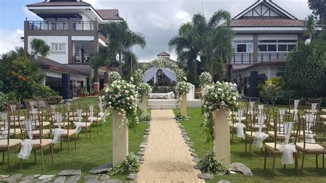 teofely gardens wedding  venue silang cavite