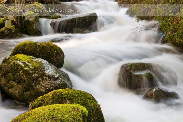 Río Eresma - Boca del Asno (Valsaín)