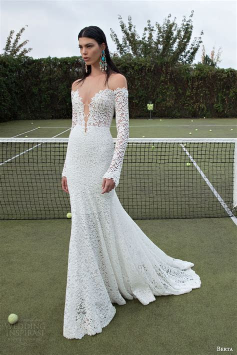 Berta 2015 Bridal Collection ? Long Sleeve Wedding Dresses