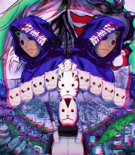 anbu naruto narutoshippuden anime manga animes otaku