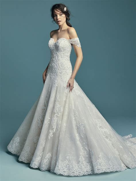 Maggie Sottero Wedding Dresses   Victoria's Bridal Boutique