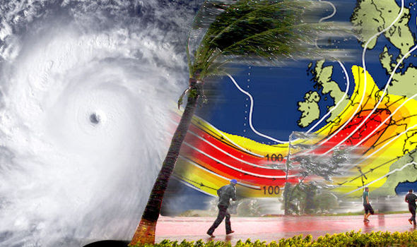 The strongest El Nino in history could bring chaos to Britain
