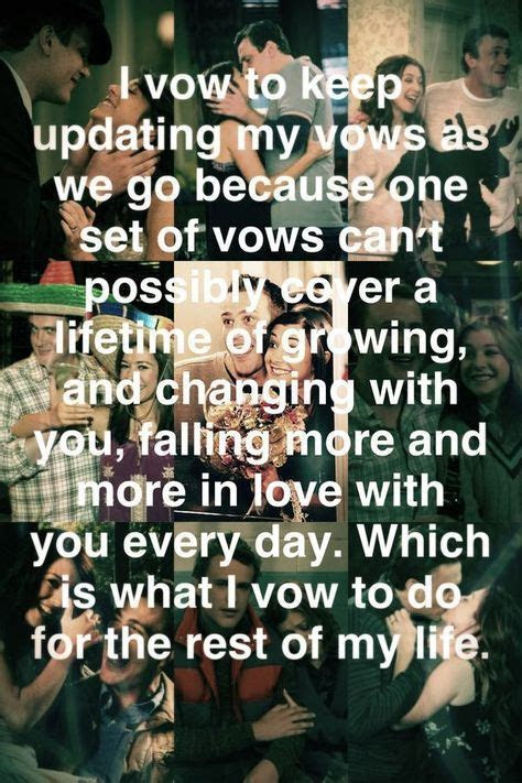 17 Best Vows Quotes on Pinterest   The vow, Wedding quotes