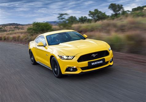 news mustang ecoboost  gt  ford performance power
