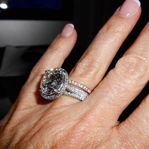 Large Diamond Rings   Wedding, Promise, Diamond