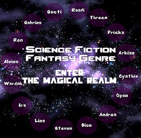 Enter The Magical Realm: Science Fiction & Fantasy Giveaway Winner