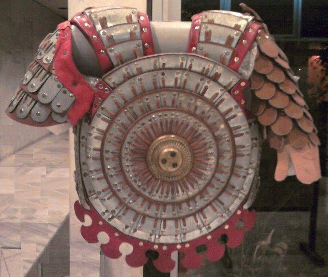 1 byzantinos thorakas