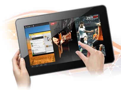 Advan Vandroid E3A, Tablet 3G Layar 9 Inci ada TV Tuner