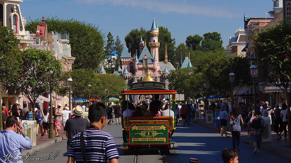 Disneyland, Main Street U.S.A.