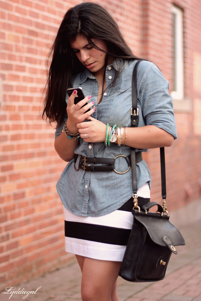 blogger looks at mobile
