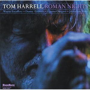 Tom Harrell - Roman Nights cover