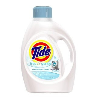 tide free gentle is similar to other enzyme detergents in regard to stain removal 21693536