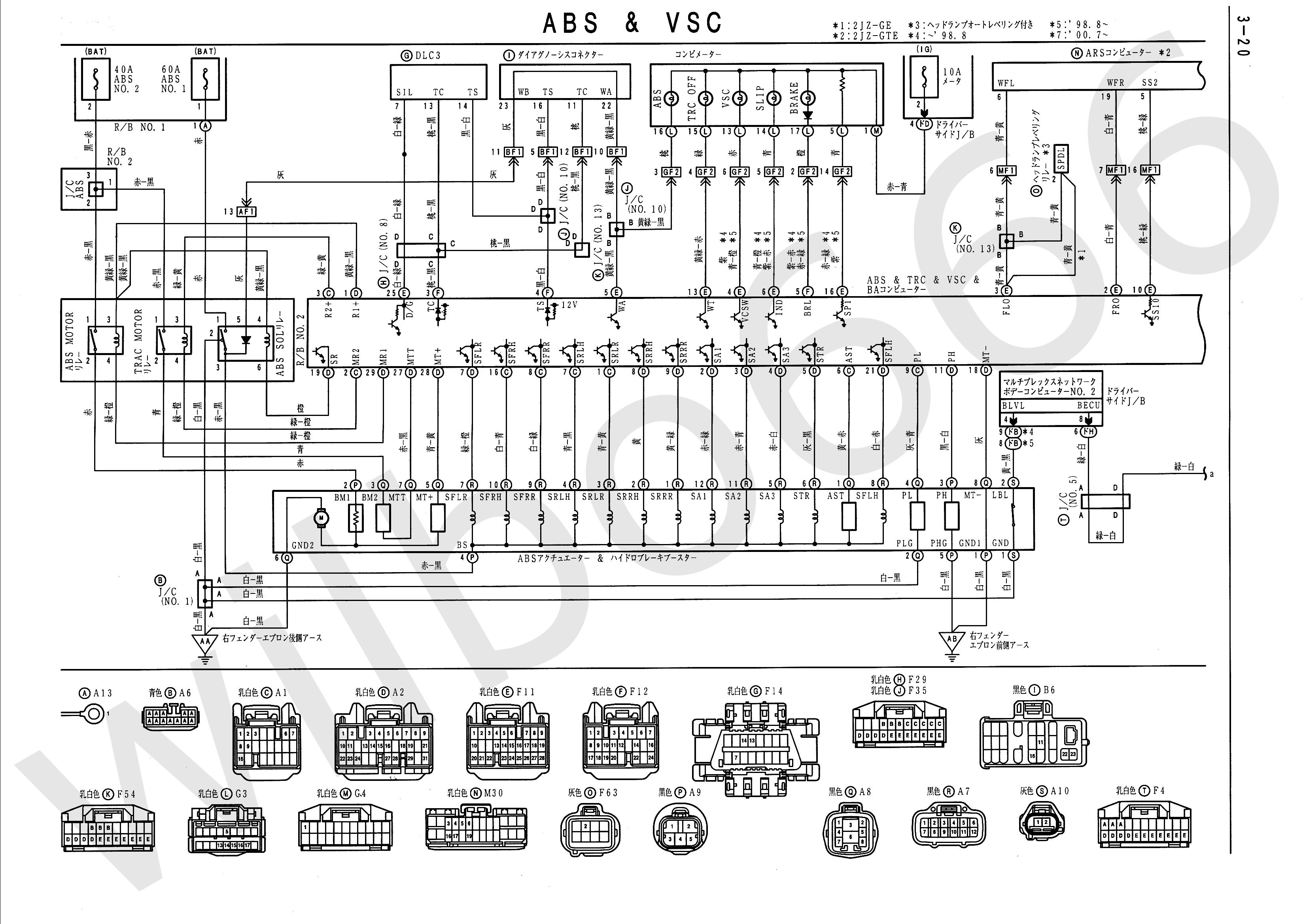 D038e 1uz Wiring Diagram Wiring Resources