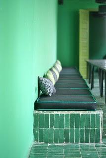 le jardin - green oasis in the souk