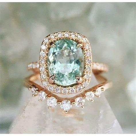Best 25  Gemstone engagement rings ideas on Pinterest