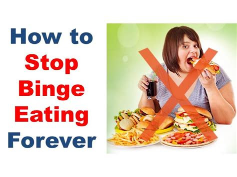 stop binge eating disorder stop overeating