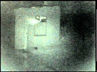 Hada Captada en Video Durante la Noche / Fairy Caught on tape During Night