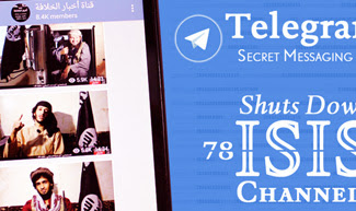 Resultado de imagen de Telegram, la app de mensajería preferida por los terroristas