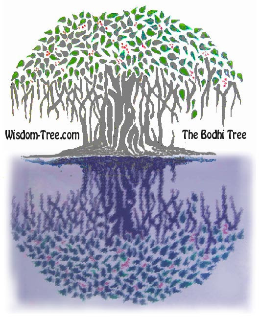 The Bodhi Tree Meditation The Symbol Of The Bodhi Tree