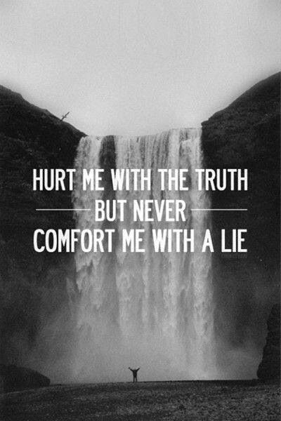 Truth Hurts Quote Quote Number 619885 Picture Quotes