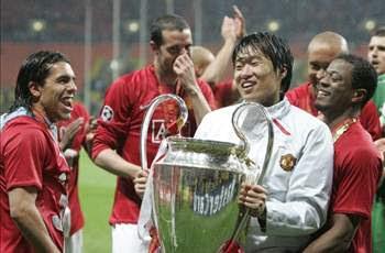 Pemain Asia Pertama yang Mengangkat Trofi Liga Champions