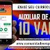 AUXILIAR DE ARQUIVO, 10 VAGAS COM SALÁRIO R$ 1080,00 PARA EMPRESA NO RECIFE