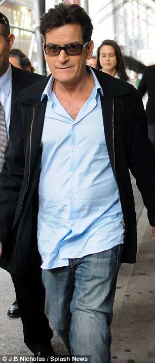 Charlie Sheen & Lindsay Lohan