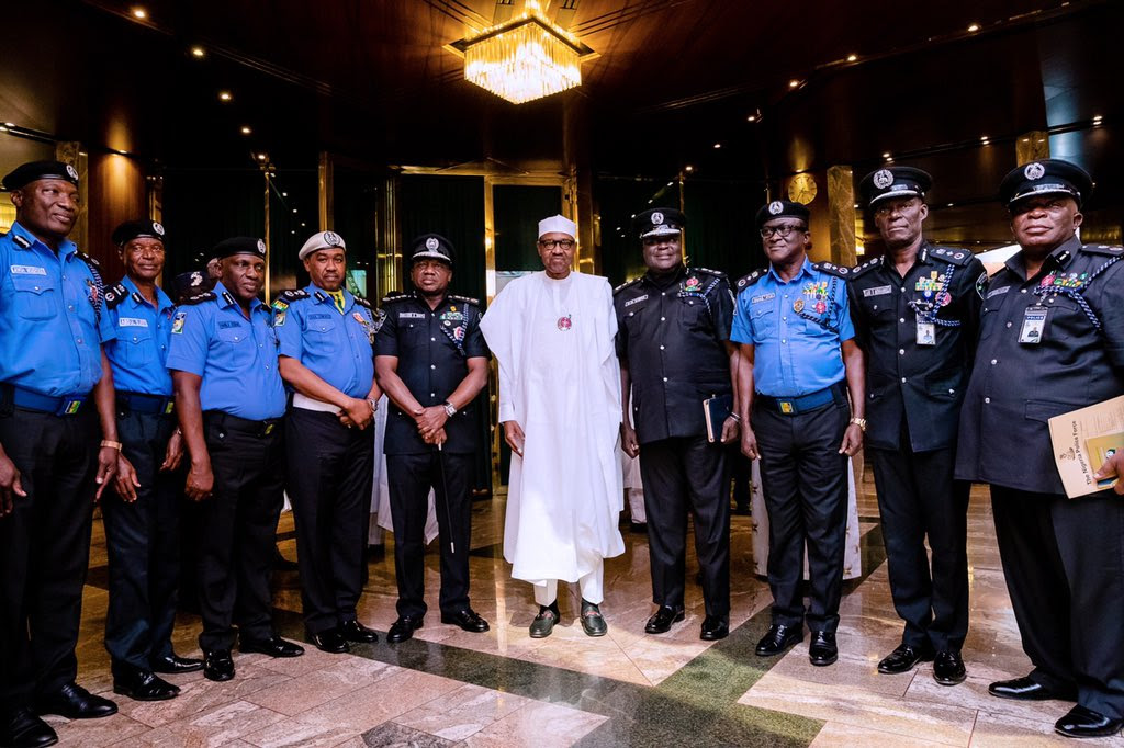 Buhari approves new salary package for police