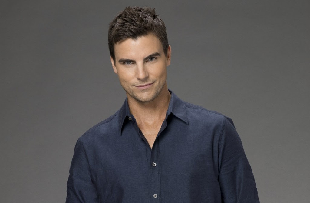 Colin Egglesfield The Client List