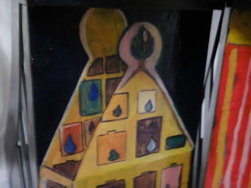 Сказочные домики и Хундертвассер