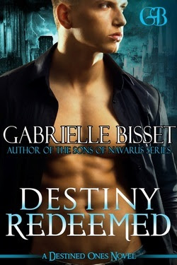 Destiny Redeemed  (The Destined Ones #2)