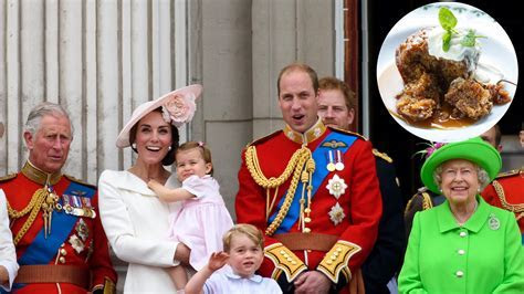 Royal family favorite foods: Meals and desserts they love