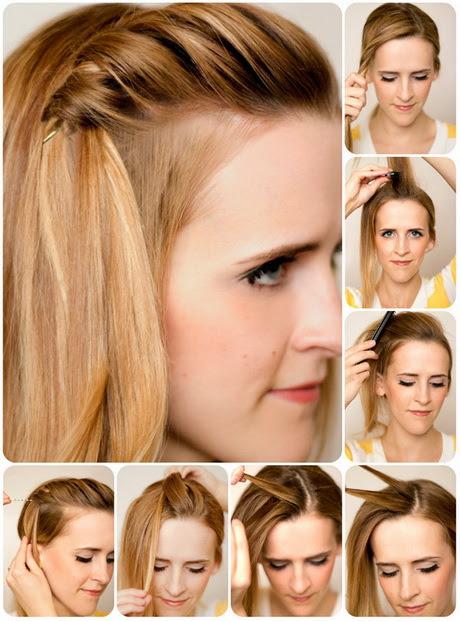 Frisuren Lange Haare Zum Nachmachen